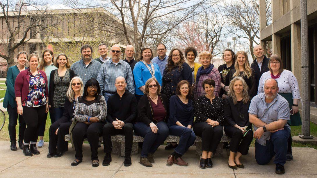 Tutorium faculty and staff