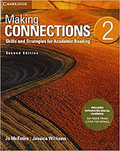 Making Connections Level 2 Student Book (Second edition)
