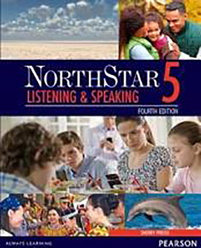 NorthStar Listening & Speaking Level 5, Fourth edition, Student Book with MyEnglishLab