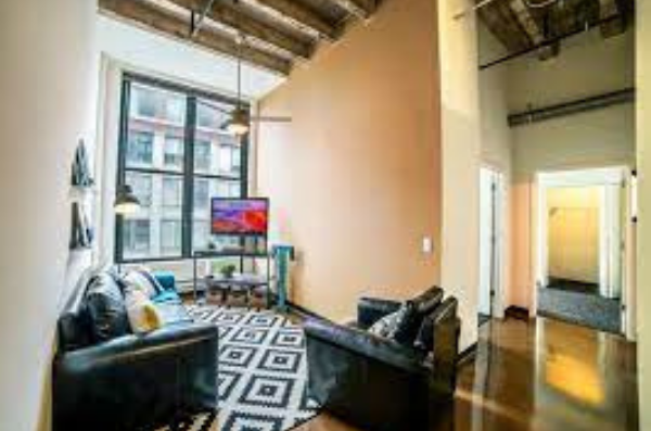 living space in tailor lofts