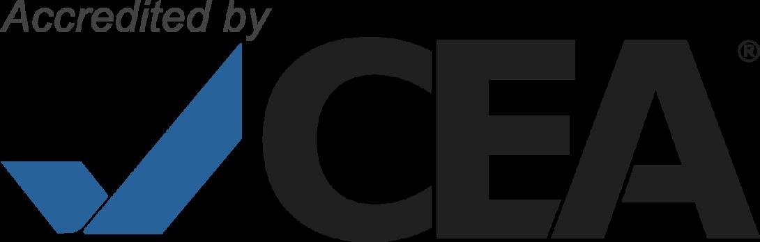 CEA logo that states